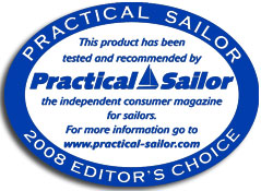 SM 28 Skymate Pro - 2008 Editor's choice of Practical Sailor